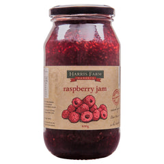 Harris Farm Raspberry Jam 620g , Grocery-Spreads - HFM, Harris Farm Markets  - 1