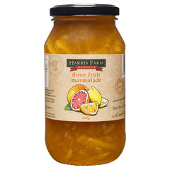 Harris Farm 3 Fruit Marmalade 620g , Grocery-Spreads - HFM, Harris Farm Markets  - 1