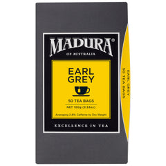 Madura - Tea - Earl Grey | Harris Farm Online