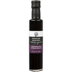 Random Harvest Caramelised Plum and Chipotle Balsamic Vinegar | Harris Farm Online