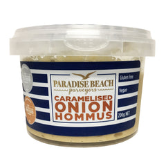 Paradise Beach - Dips Hommus - Caramelised Onion (200g)
