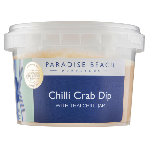 Paradise Beach Chilli Crab Dip 180g , Frdg1-Antipasti - HFM, Harris Farm Markets  - 1