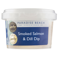 Paradise Beach Smoked Salmon And Dill Dip 180g , Frdg1-Antipasti - HFM, Harris Farm Markets  - 1