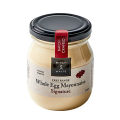 Birch & Waite - Whole Egg Mayonnaise - Signature (250mL)