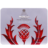 Walkers Assorted Shortbread Thistle Tin | Harris Farm Online