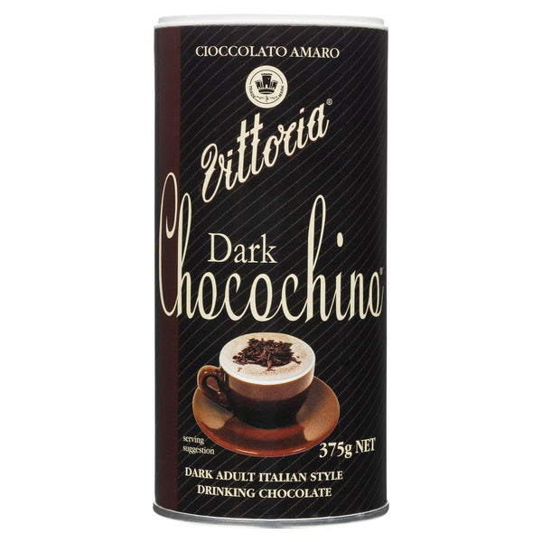Vittoria Chocochino Dark 375g , Grocery-Coffee - HFM, Harris Farm Markets  - 1