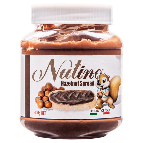 Nutino Hazelnut Spread 400g , Grocery-Spreads - HFM, Harris Farm Markets