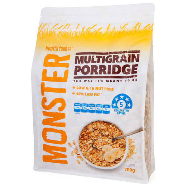 Monster Multigrain Porridge 700g