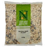 Natural Grocer Muesli Bircher 750g , Grocery-Cereals - HFM, Harris Farm Markets  - 1