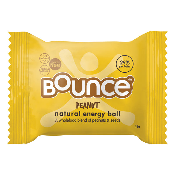 Bounce Protein Energy Ball Peanut 49g