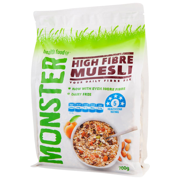Monster - Muesli - Hi Fibre (700g)