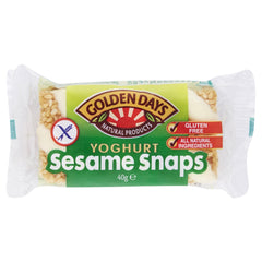 Golden Day Sesame Yoghurt Bar | Harris Farm Online