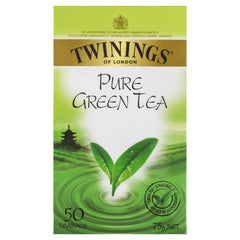 Twinings Pure Green Tea 75g , Grocery-Coffee - HFM, Harris Farm Markets  - 1