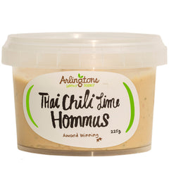 Arlingtons - Thai Chilli Lime Hommus | Harris Farm Online