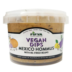 Fifya Vegan - Dips - Roasted Pumpkin - Fresh Herb & Pumpkin Seeds (250g)