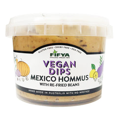Fifya Vegan - Mexico Hommus - Re-Fried Beans (250g)