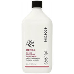 Ecostore - Handwash Refill - Rose & Germanium | Harris Farm Online