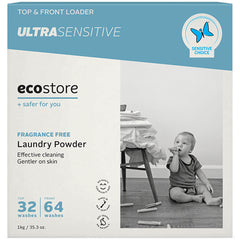 Ecostore - Laundry Powder - Ultra-sensitive | Harris Farm Online