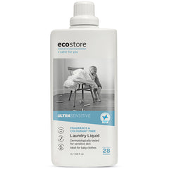 Ecostore - Laundry Liquid - Ultra-sensitive | Harris Farm Online