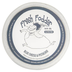 Fresh Fodder Blue Cheese Pistachio 200g , Frdg1-Antipasti - HFM, Harris Farm Markets  - 1