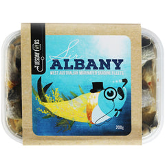 Sir Albany Marinated Sardine Fillets | Harris Farm Online