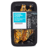Harris Smokehouse Smoked Mackerel Fillets and Cracked Black Pepper (150-250g) , Frdg3-Seafood - HFM, Harris Farm Markets  - 1