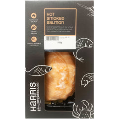 Harris Smokehouse - Hot Smoked Salmon (150g)