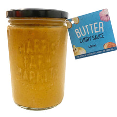 Harris Farm Butter Curry Sauce 450ml