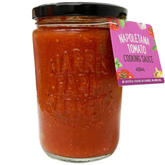 Harris Farm Napoletana Tomato Cooking Sauce 450ml