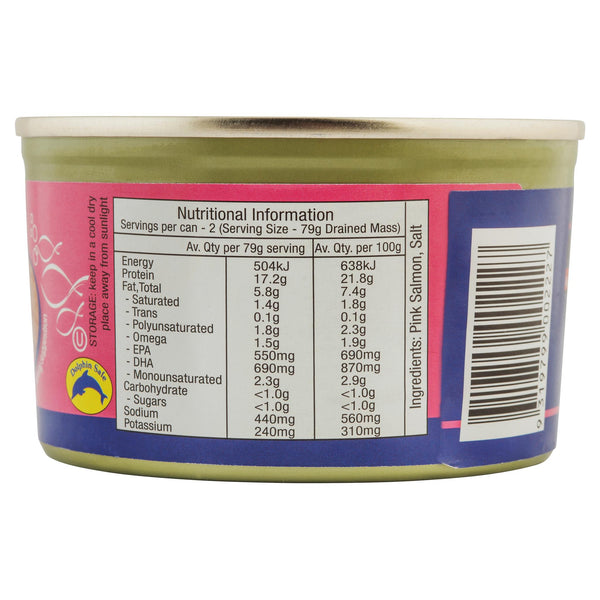 Ocean Delight Pink Salmon 212g , Grocery-Can or Jar - HFM, Harris Farm Markets  - 3