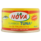 La Nova Tuna In Oil Italian Style 95g , Grocery-Can or Jar - HFM, Harris Farm Markets  - 1