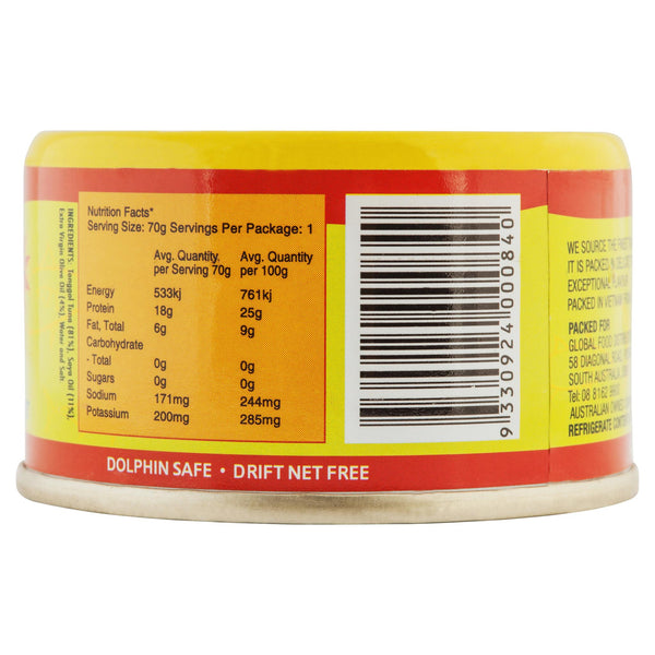 La Nova Tuna In Oil Italian Style 95g , Grocery-Can or Jar - HFM, Harris Farm Markets  - 2