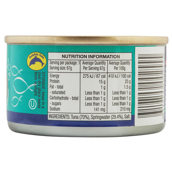 Ocean Delight Tuna In Spring Water 95g , Grocery-Can or Jar - HFM, Harris Farm Markets  - 2