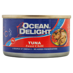 Ocean Delight Tuna Sweet Chill 95g , Grocery-Can or Jar - HFM, Harris Farm Markets  - 1