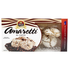 Crostoli King - Biscuits Amaretti - Al Caffe (200g)