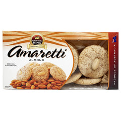 Crostoli King - Biscuits Amaretti - Almond (200g)