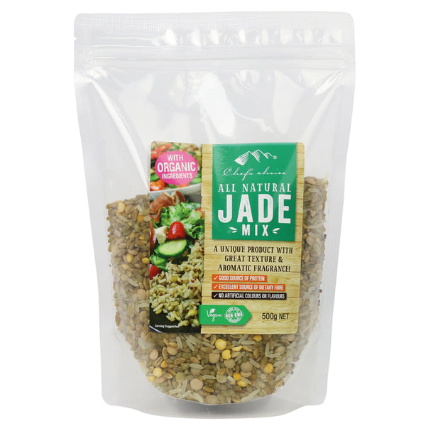 Chefs Choice - Jade Mix - All Natural (500g)