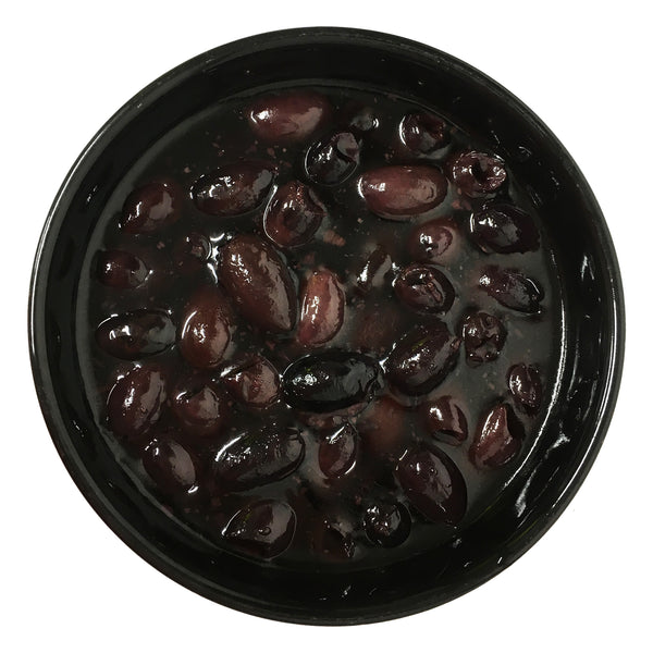 Harris Farm Olives Pitted Kalamata 400g
