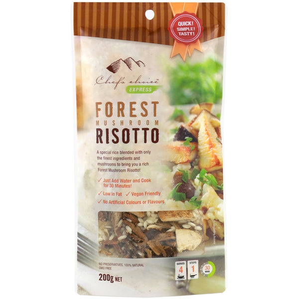 Chef's Choice Forest Mushroom Risotto | Harris Farm Online