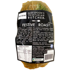 Suzy Spoons - Festive Roast - Vegetable Butcher (5-6 serves, 900g)