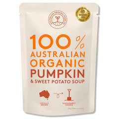 Australian Organic Food Co - Organic Soup - Pumpkin & Sweet Potato (330g)
