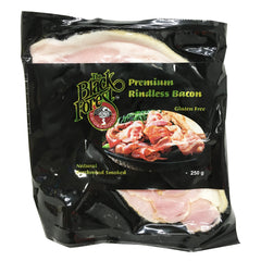 Bacon - Rindless Premium (250g) Blackforest