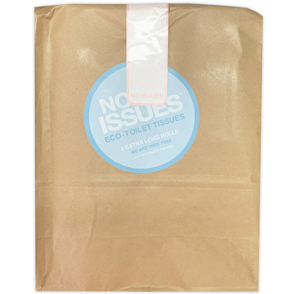 No Issues Eco Toilet Tissue 6 x 275 Sheets