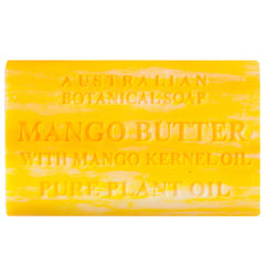 Australian Botanical Soap Mango Butter and Mango Kernel Oil 200g