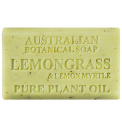 Australian Botanical Soap Lemongrass and Lemon Myrtle 200g