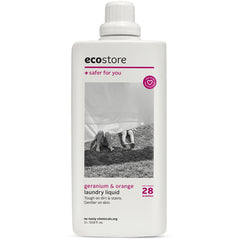 Ecostore Laundry Liquid Geranium and Orange | Harris Farm Online