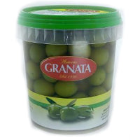 Antonio Granata - Green Sicilian Olives - in Brine (500g)