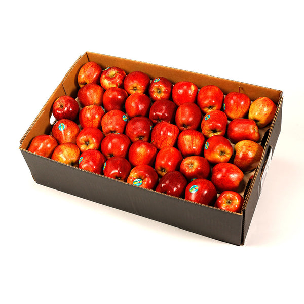 Apples Delicious Large (box 12kg) , Wholesale - HFM, Harris Farm Markets