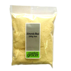 Market Grocer Almond Meal 250g , Grocery-Nuts - HFM, Harris Farm Markets