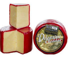 Ashgrove Deloraine Red Wax Cheddar Cheese 400g